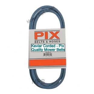 Castel Garden Twin Cut Geared Transmission Drive Belt Kevlar Fits TC102 TC122 TCP102 From 1992 - 2000 P/N 35061501/0